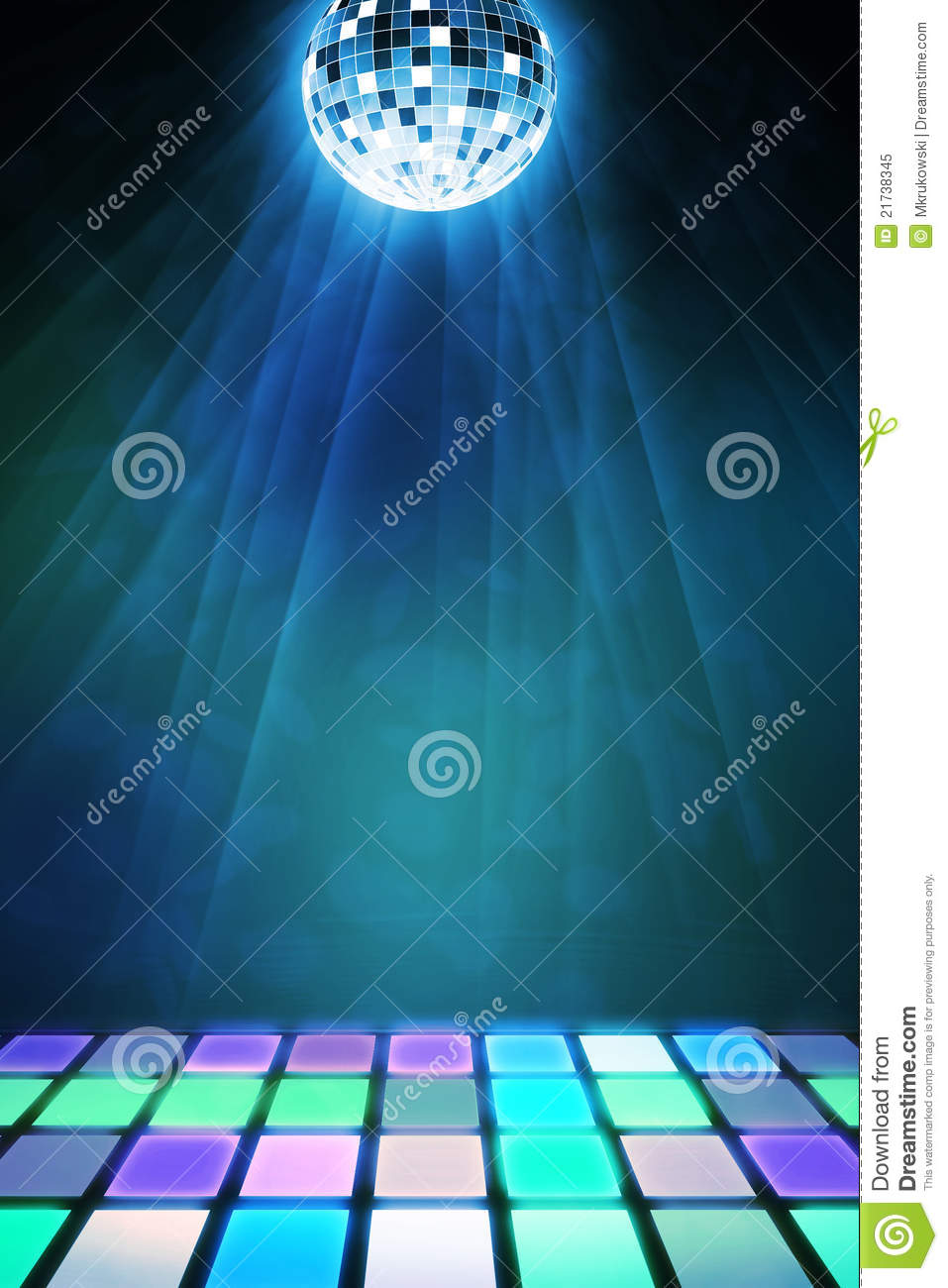 3d Colour Wallpaper Free Download Dancefloor Background Royalty Free Stock Photo Image