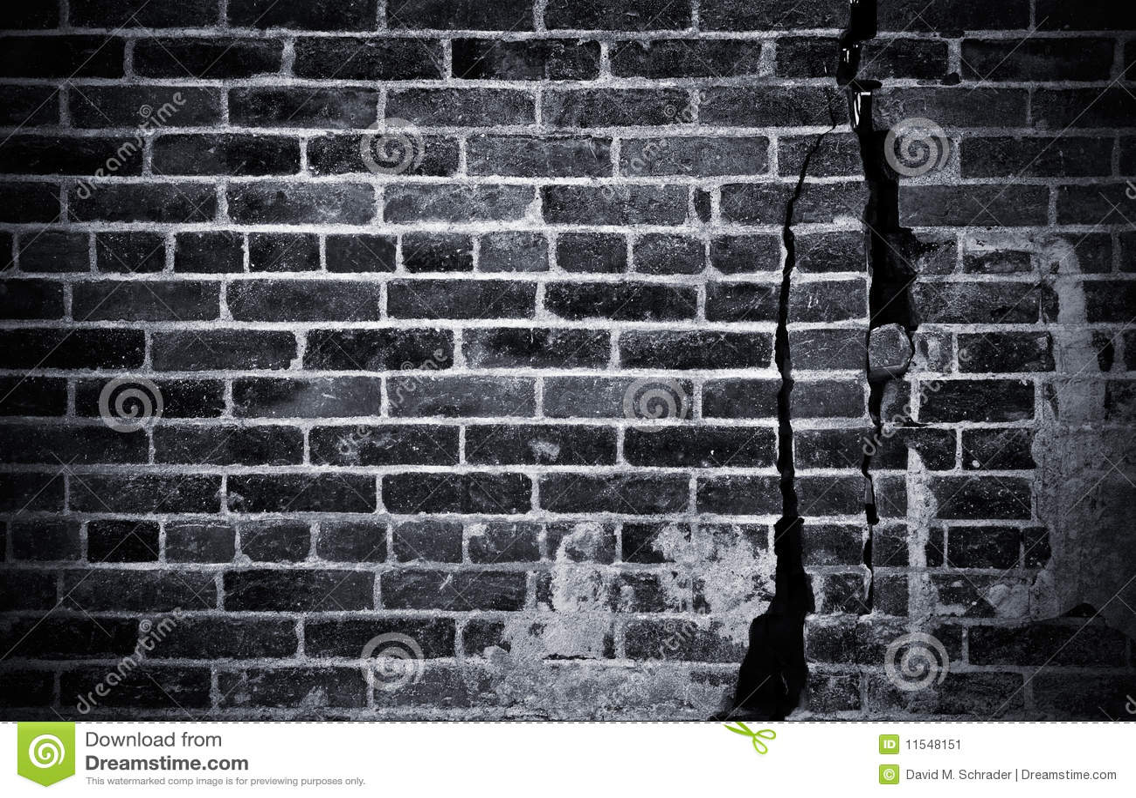 3d Wallpaper For Walls Australia Dark Brick Wall Stock Image Image 11548151