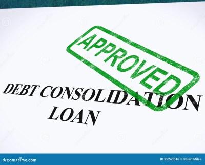 Credit Card Debt Consolidation Loans