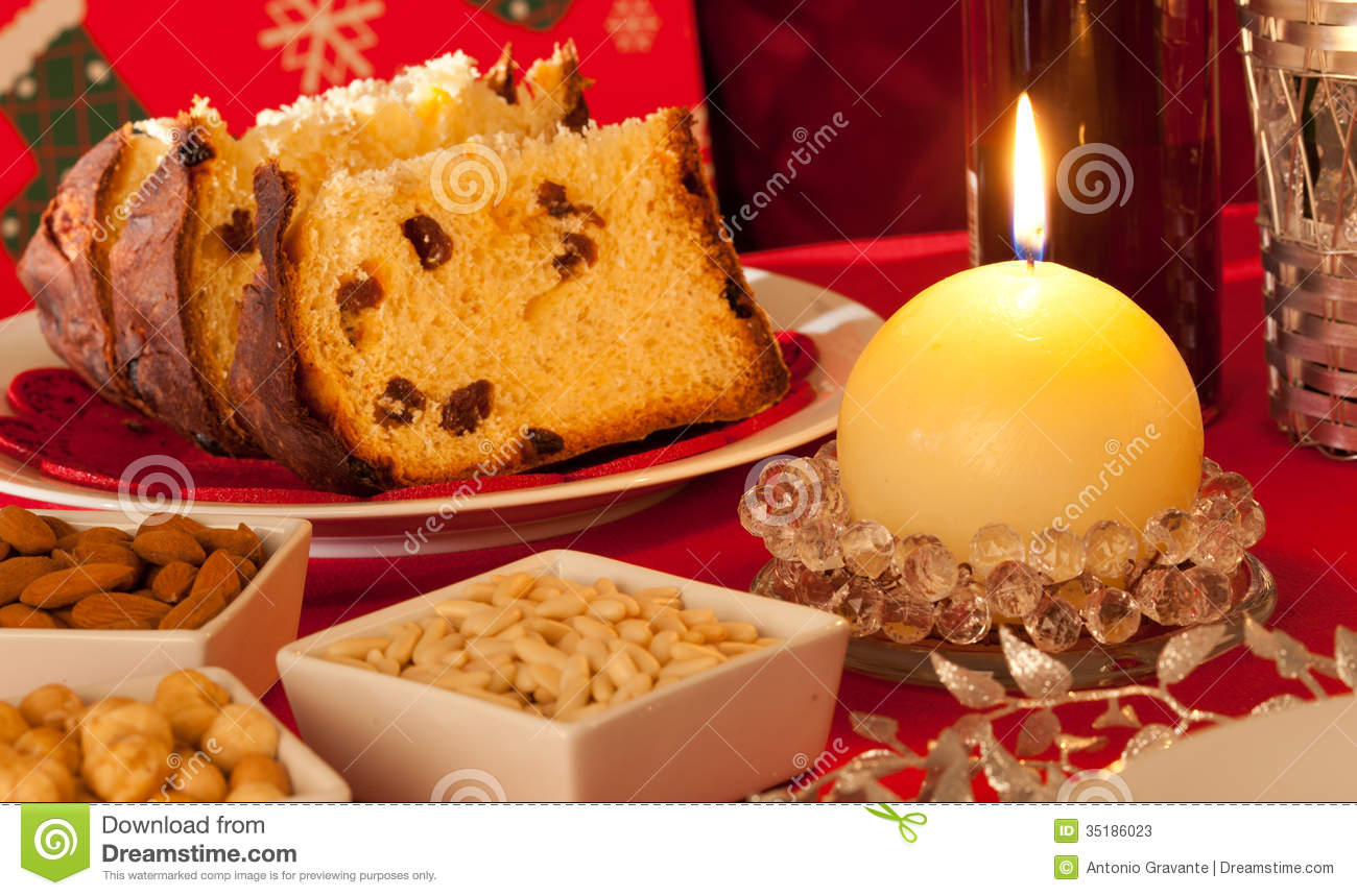 Christmas Tables Decorated Decorated Christmas Dinner Table Setting Stock Photos
