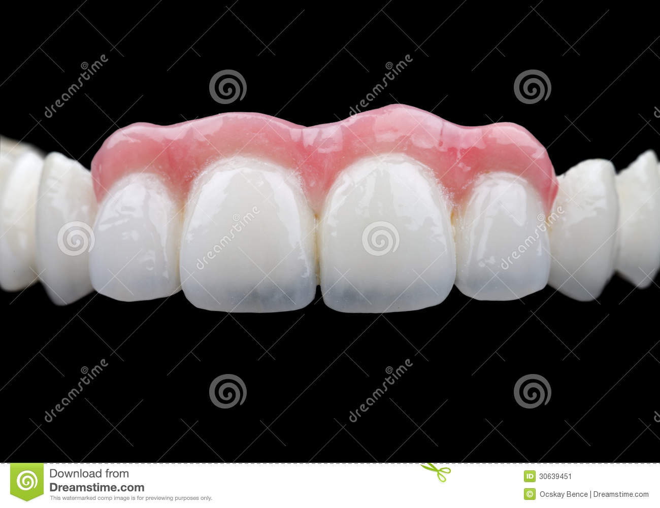 Dents En Porcelaine Dents De Porcelaine Image Stock Image Du Closeup Conservateur