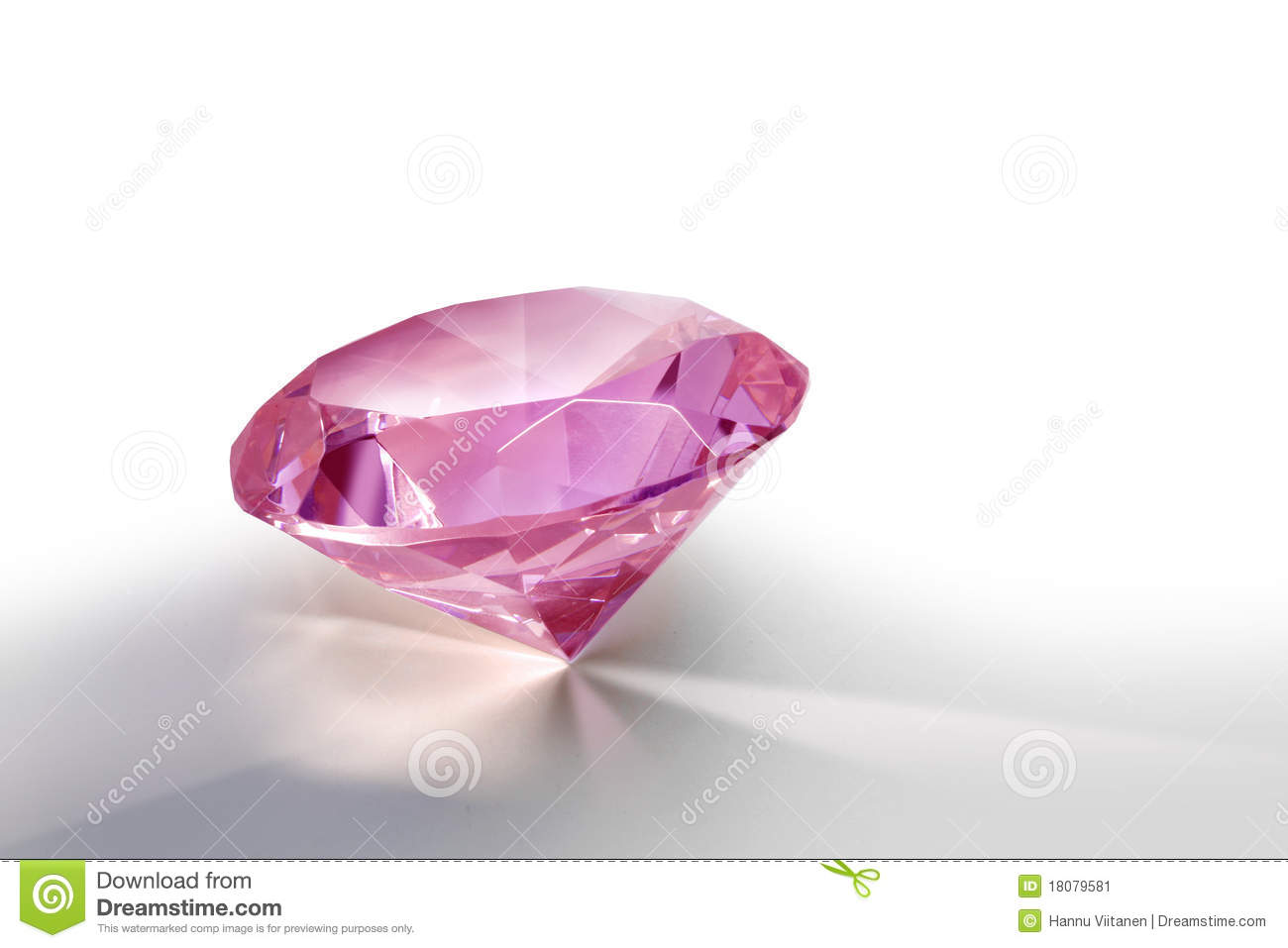Diamant Rose Diamant Rose Image Stock Image 18079581