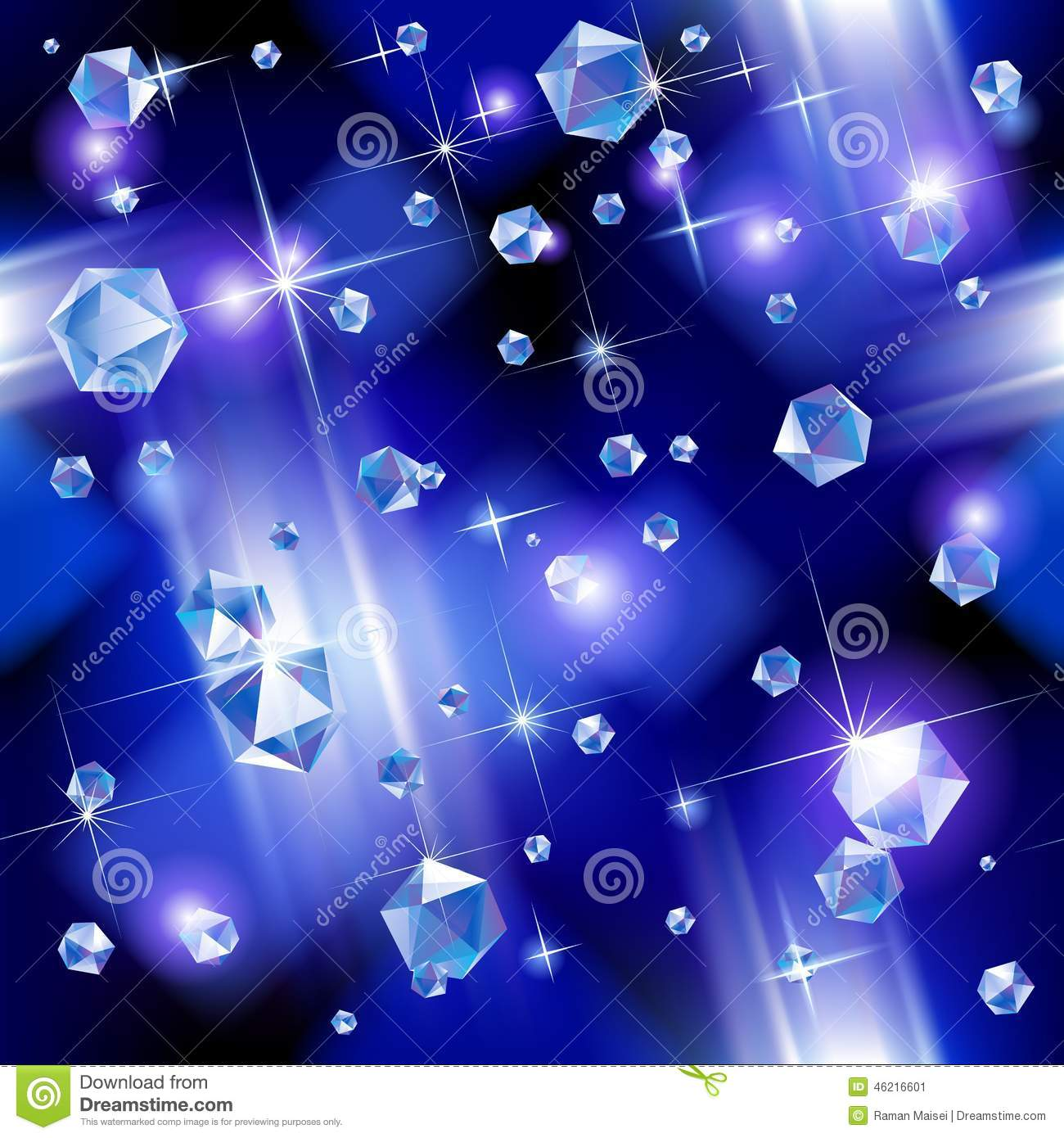 Fall Themed Wallpaper Desktop Diamond Background Stock Image Image Of Shine Blue