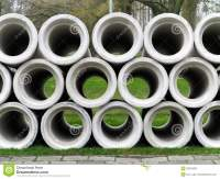 Dirty Water Draining Pipes Stock Photo - Image: 39010802