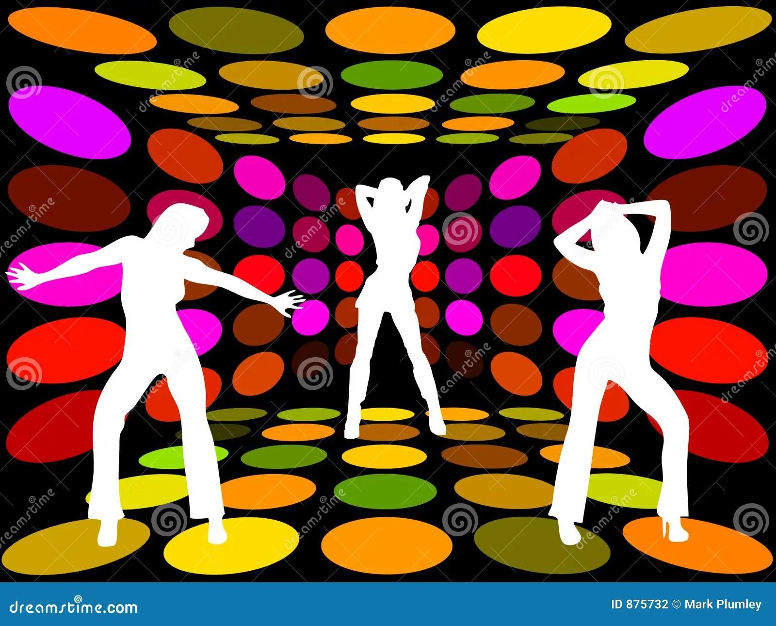 Car Lights Night Wallpaper Disco Women Stock Photography Image 875732