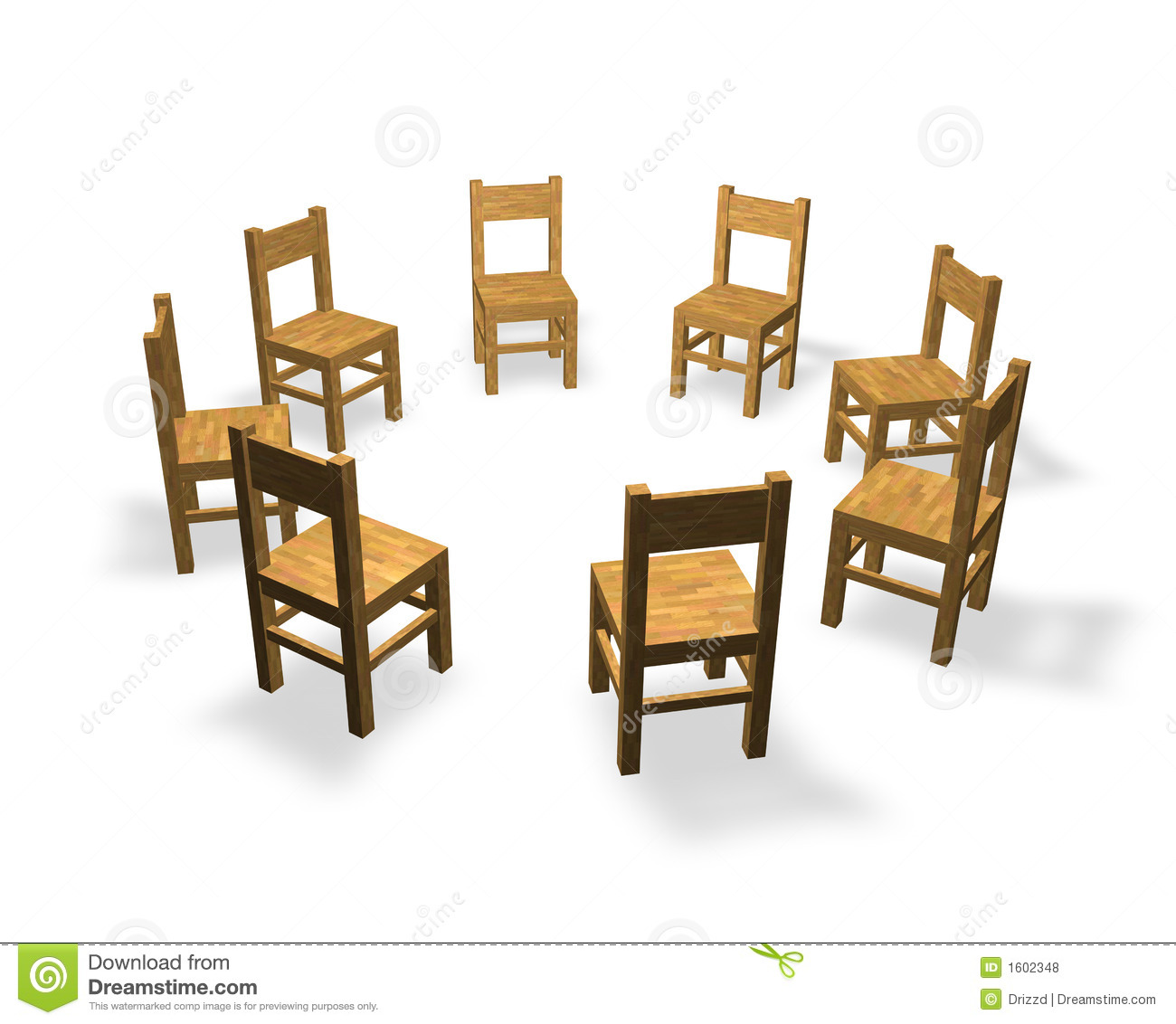 Stuhlkreis Clipart Discussion Stock Illustration Illustration Of Discussion 1602348