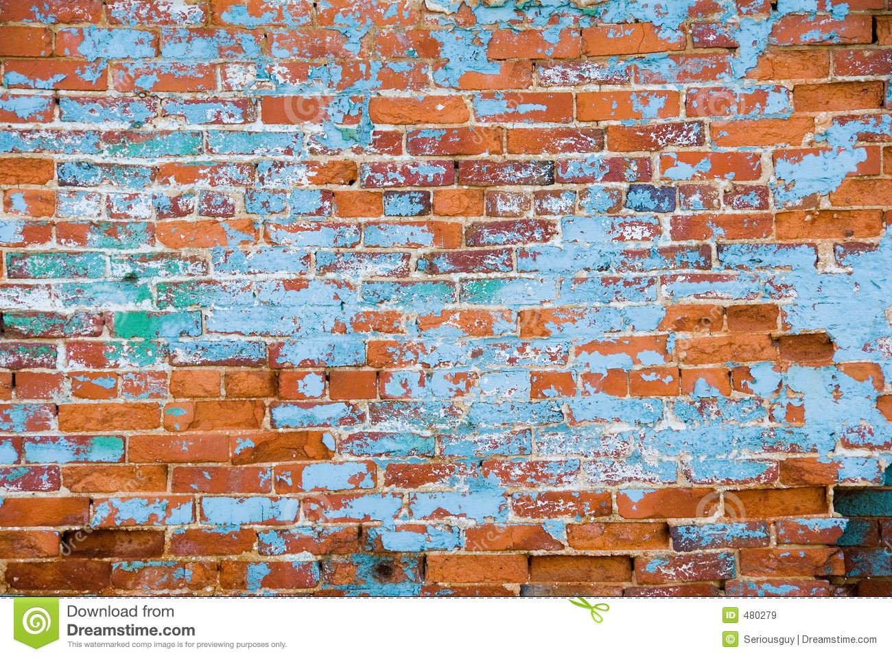 Distressed Brick Distressed Brick Wall Royalty Free Stock Images Image