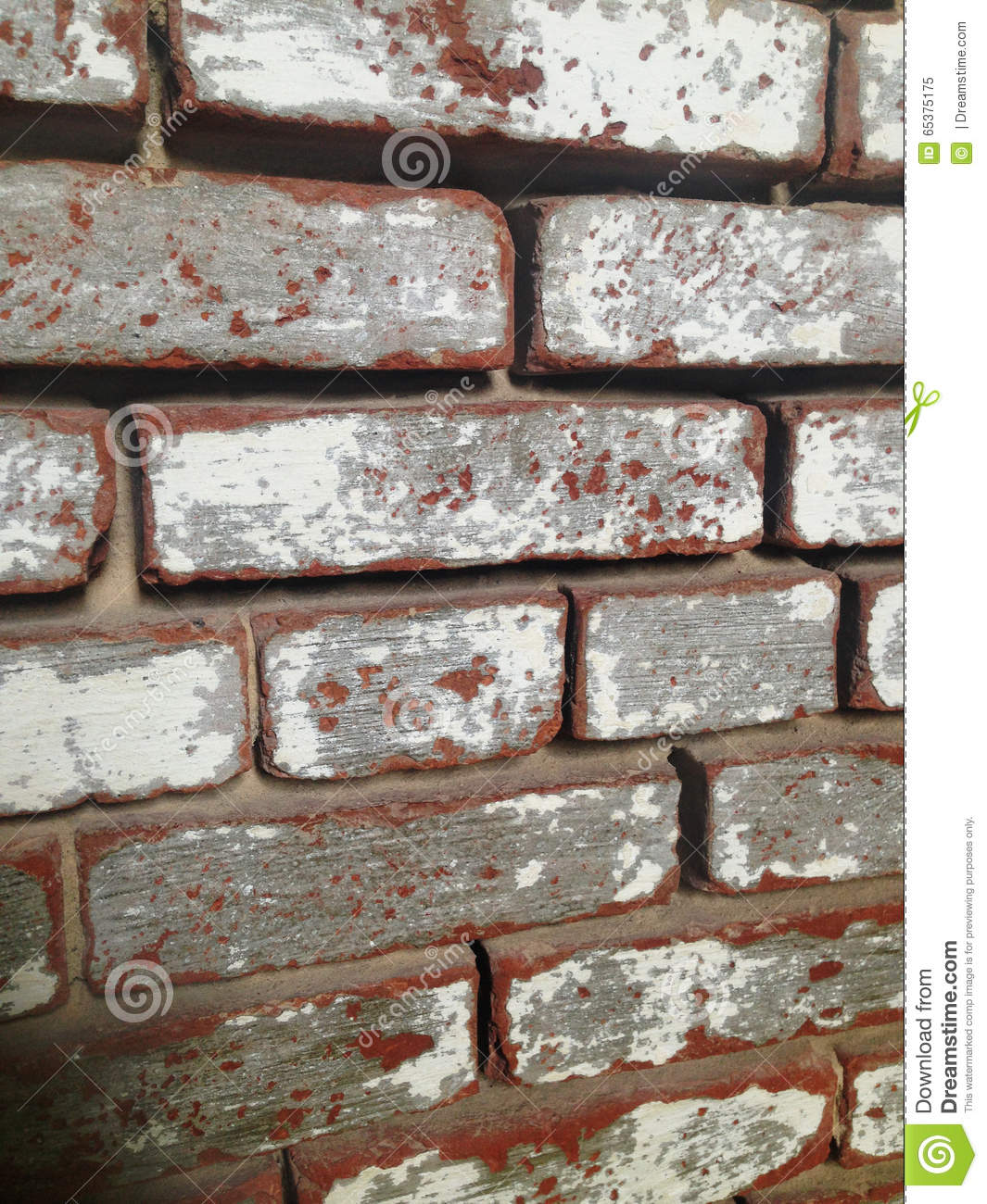 Distressed Brick Distressed Brick Wall Stock Image Image Of Detail Rustic