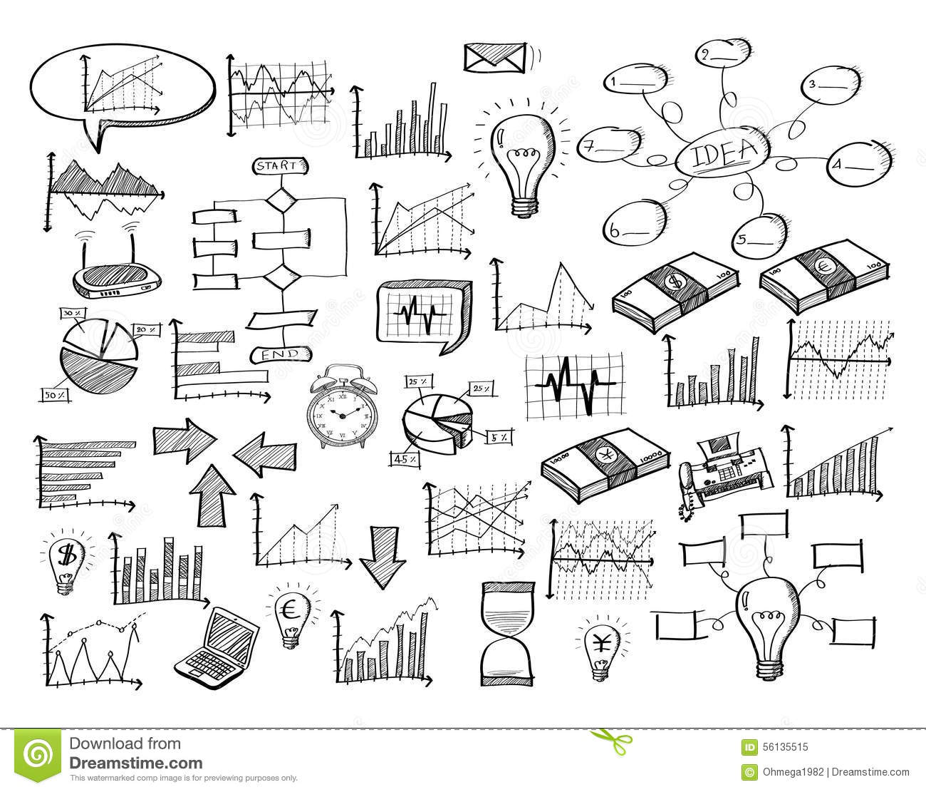 vector infographic pyramid chart diagram template stock vector image