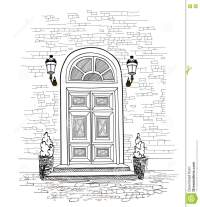 Apartment Exterior Coloring Pages
