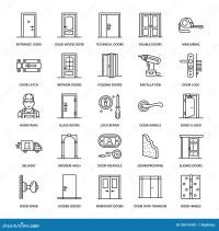 Types Doors & ... Types Of Architecture Door Style Ex&les ...