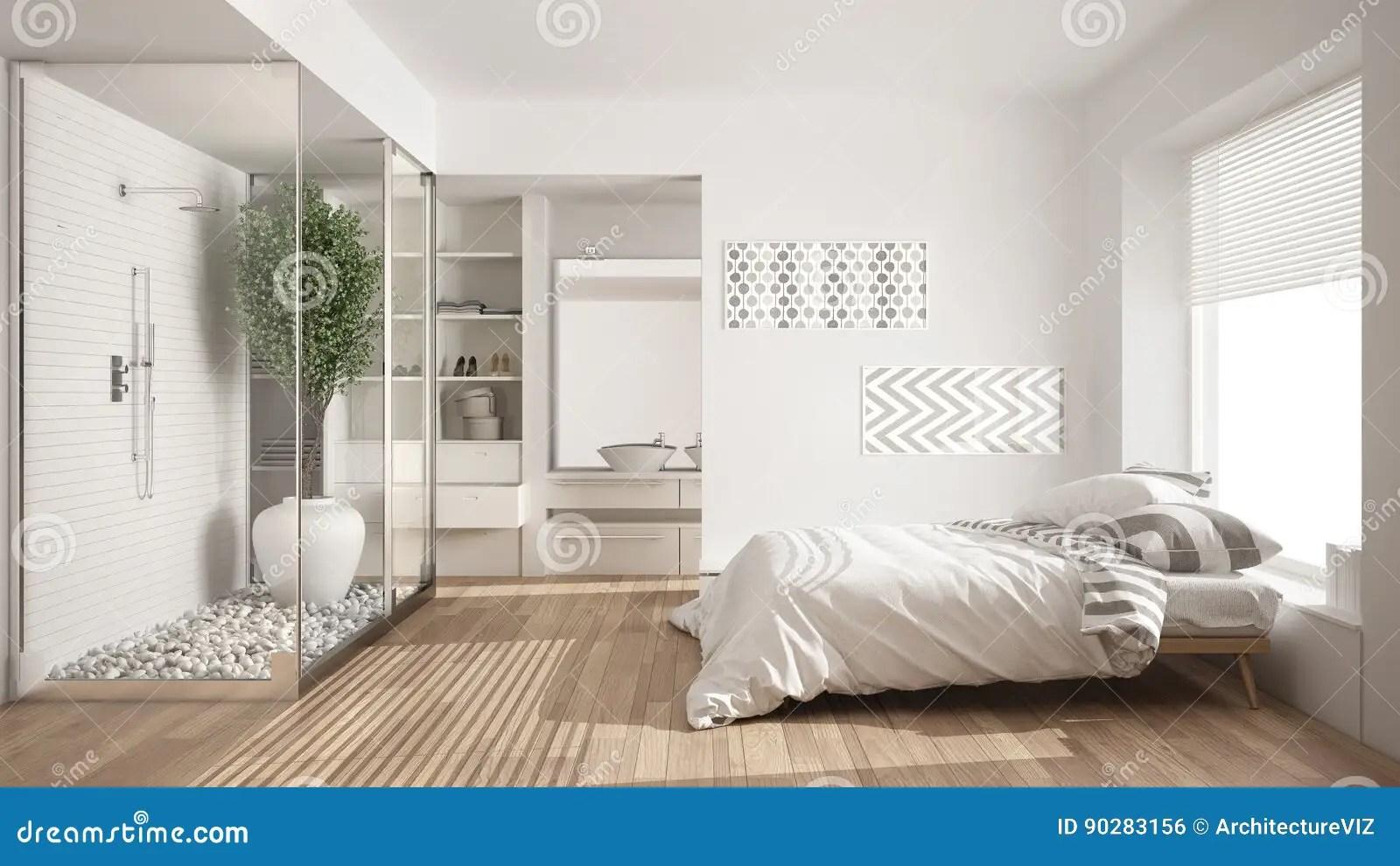 Dormitorios Con Vestidor Y Cuarto De Baño | Cuartos De Bano Grandes ...