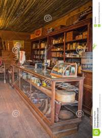 Dry Goods Or General Store Editorial Stock Photo - Image ...
