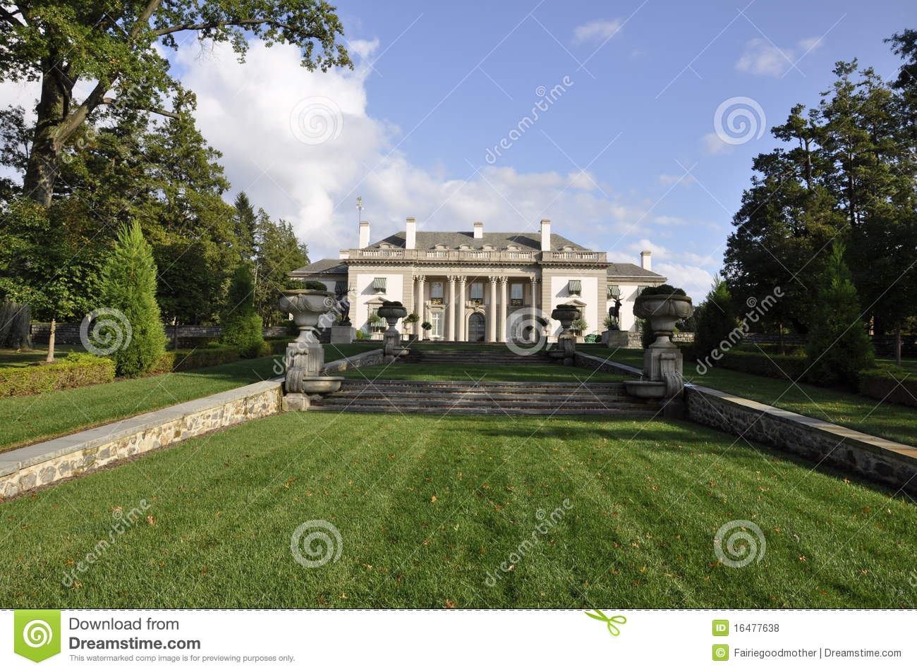 Dreamstime Images Dupont Mansion And Gardens Stock Photo Image Of House