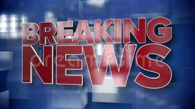 Dynamic Breaking News Title Background Plate Stock Video - Video of - animation title