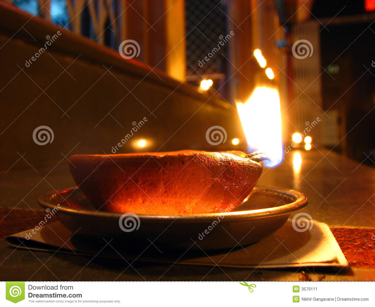Earthen Lamp Diwali Earthen Lamp Editorial Photo Image Of Colors Artistic