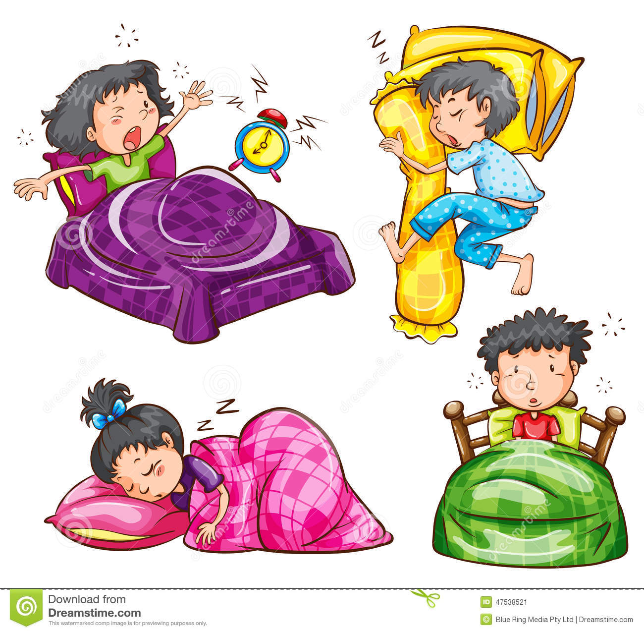 Schlafzimmer Clipart Clipart Gif