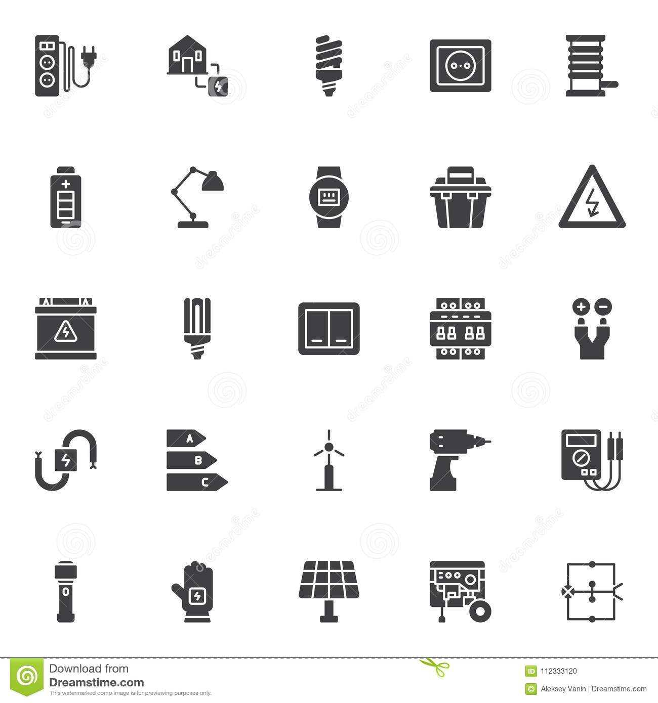 modern icons wiring diagram