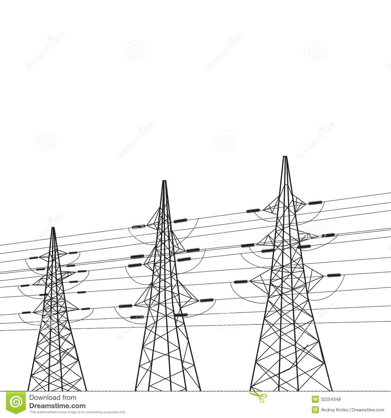 red electric wire stock photo image 61498176
