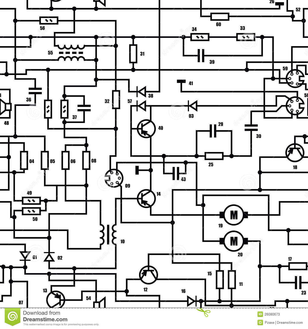 electronic circuit diagram stock photo and royalty images on