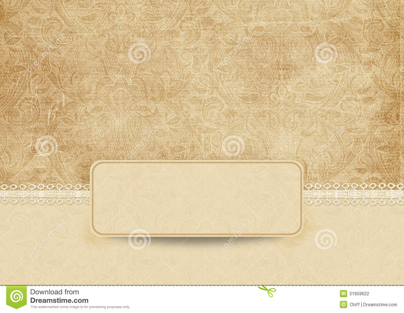 Cute Lace Wallpaper Elegant Vintage Background With Lace Stock Photography
