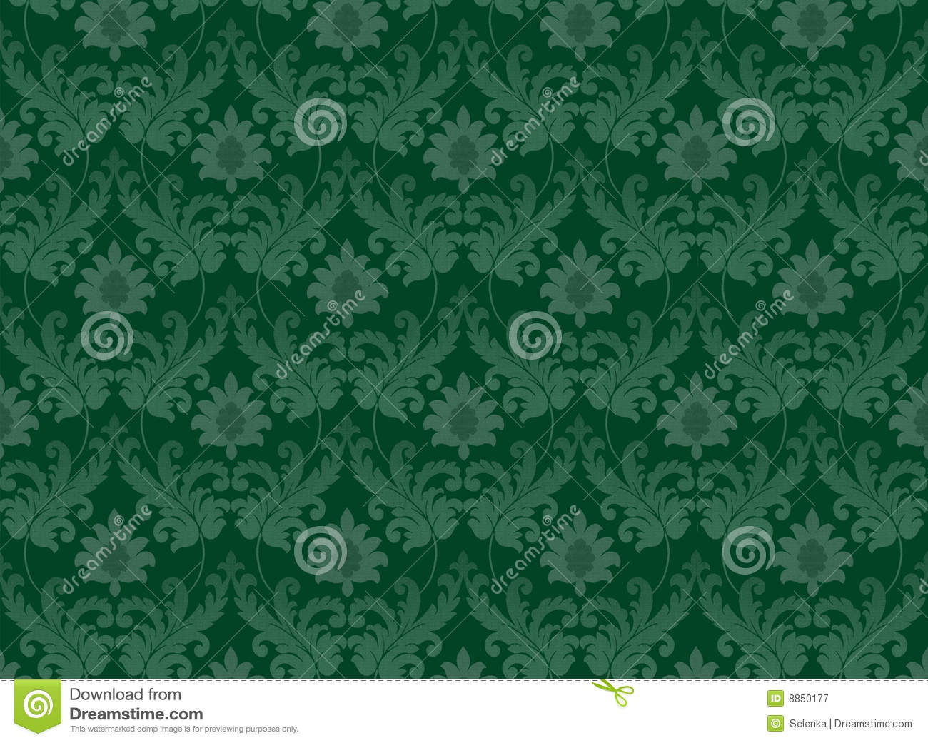 3d Animation Animals Wallpaper Emerald Green Renaissance Background Royalty Free Stock