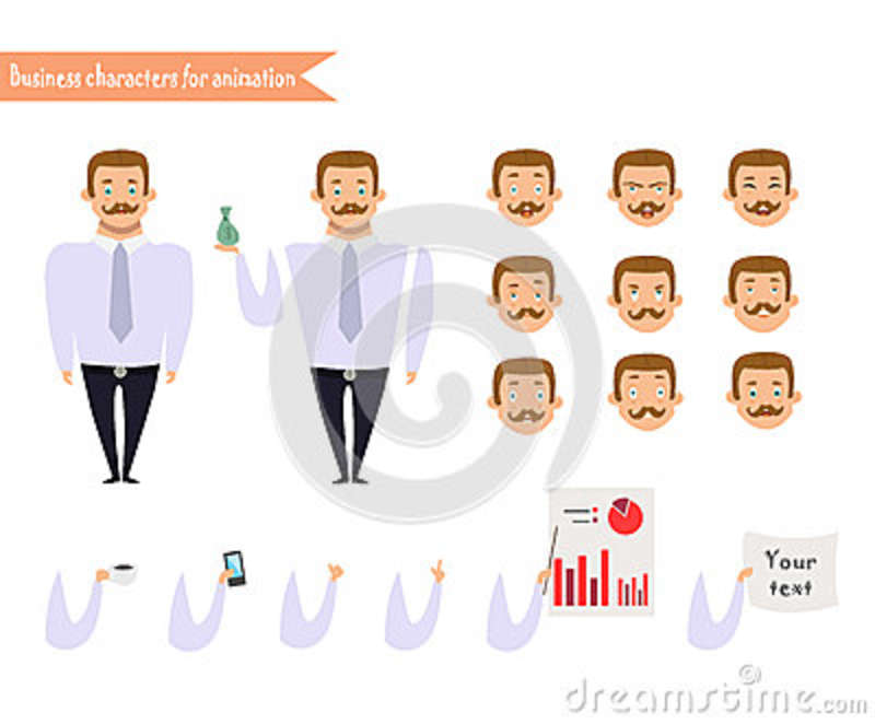 Emotion FacesEmoji Face Icons Stock Vector - Illustration of happy