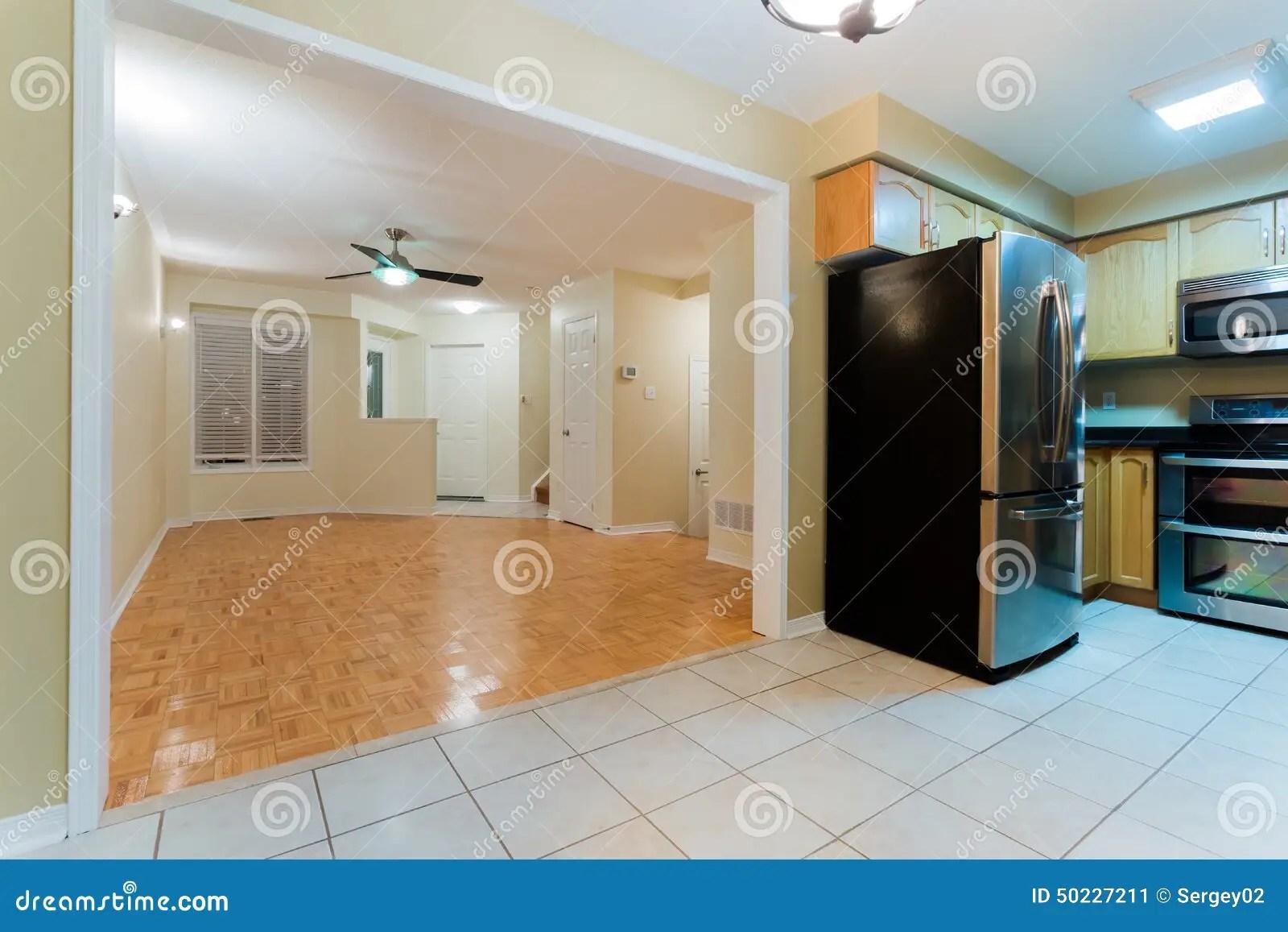 empty living room kitchen stock photo image design room interior design kitchen interior design home design