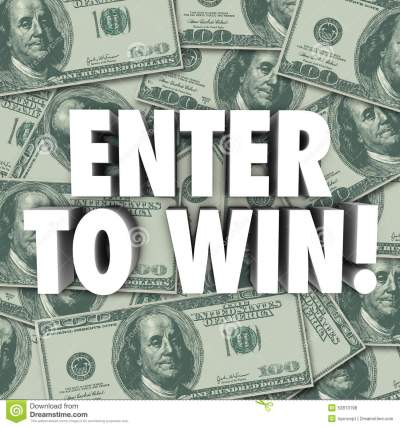contests to win cash