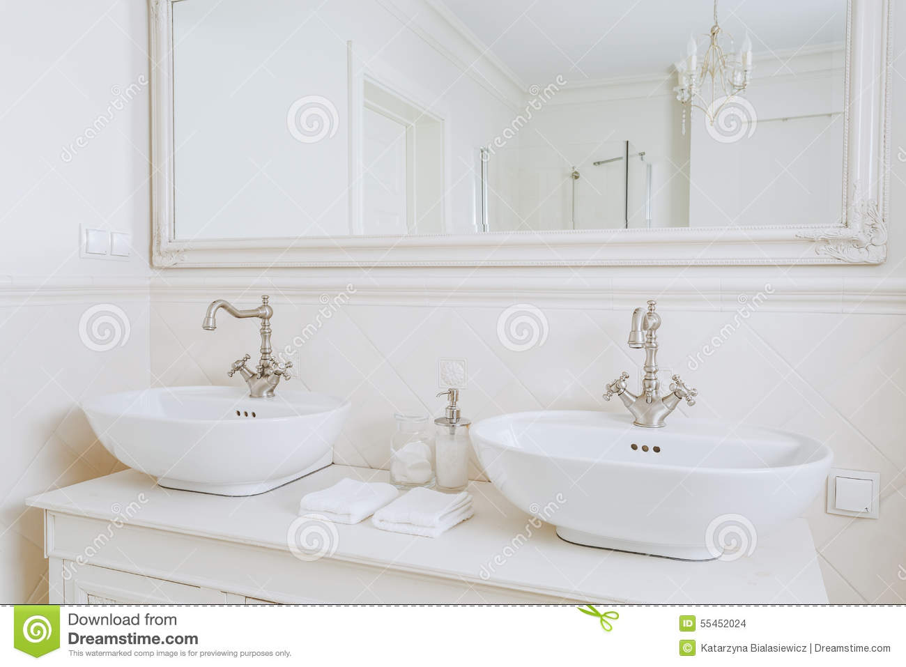 Badezimmer Vintage Retro Badezimmer Stock Photos Royalty Free Images
