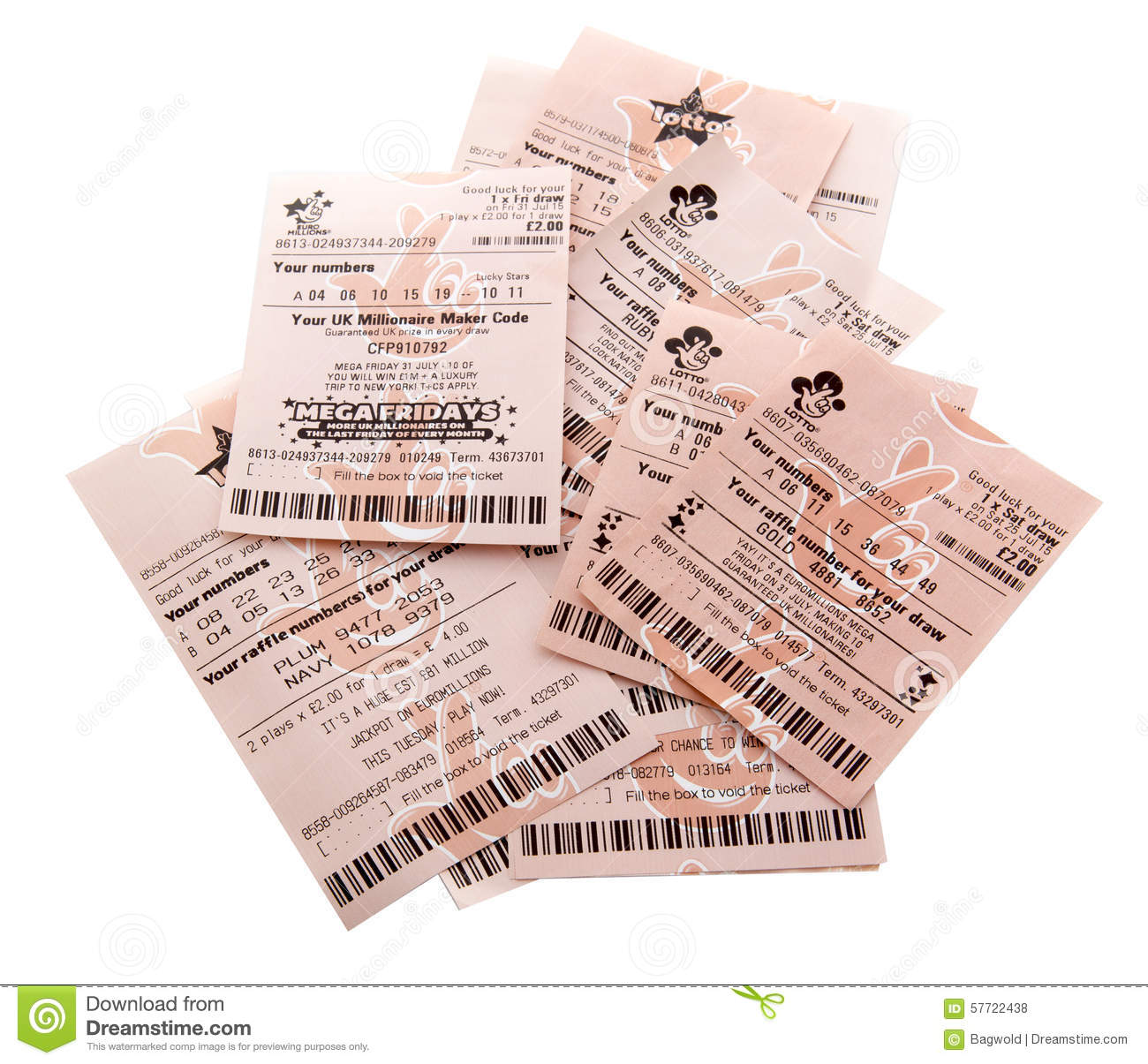 Lotto Euromillions Euromillions Editorial Stock Photo Image Of Community 57722438