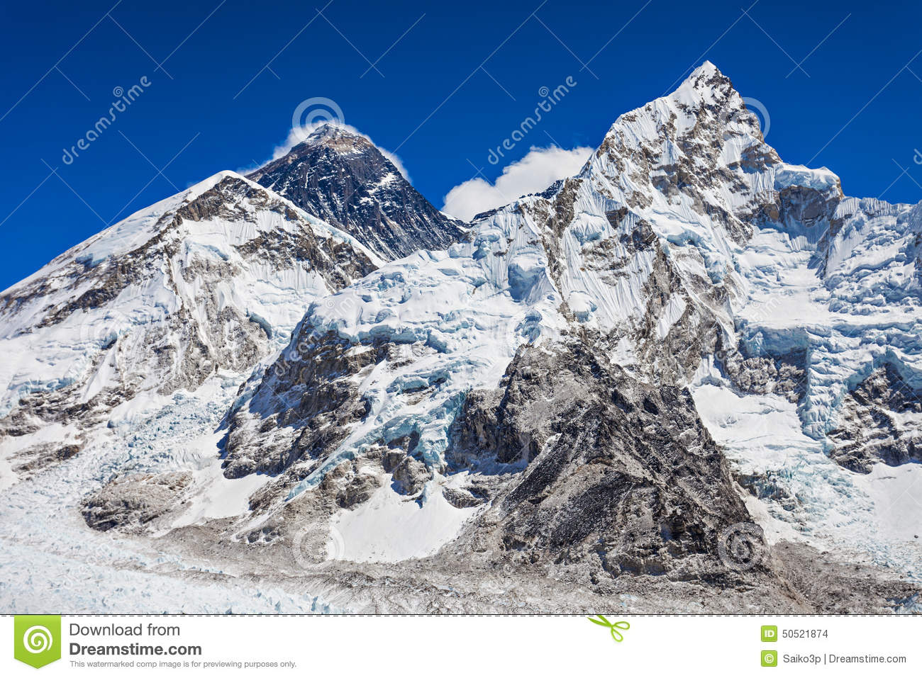 Himalaya Hamburg Everest Landscape Himalaya Stock Photo Image Of High Nature