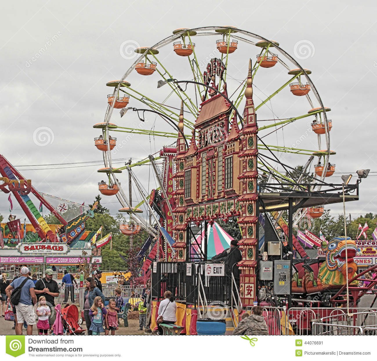 ride www imgarcade com online image arcade state fair ferris wheel and carnival editorial photo