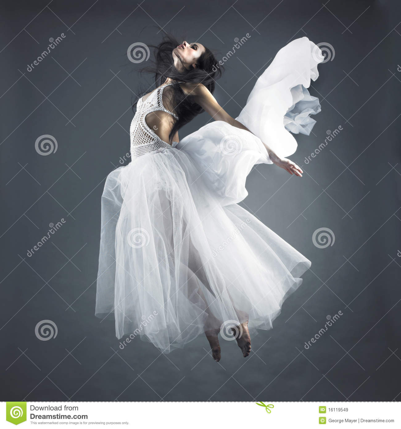 Dream About Wallpaper Falling Off Fairy Flying Girl Stock Image Image Of Dress Fairy