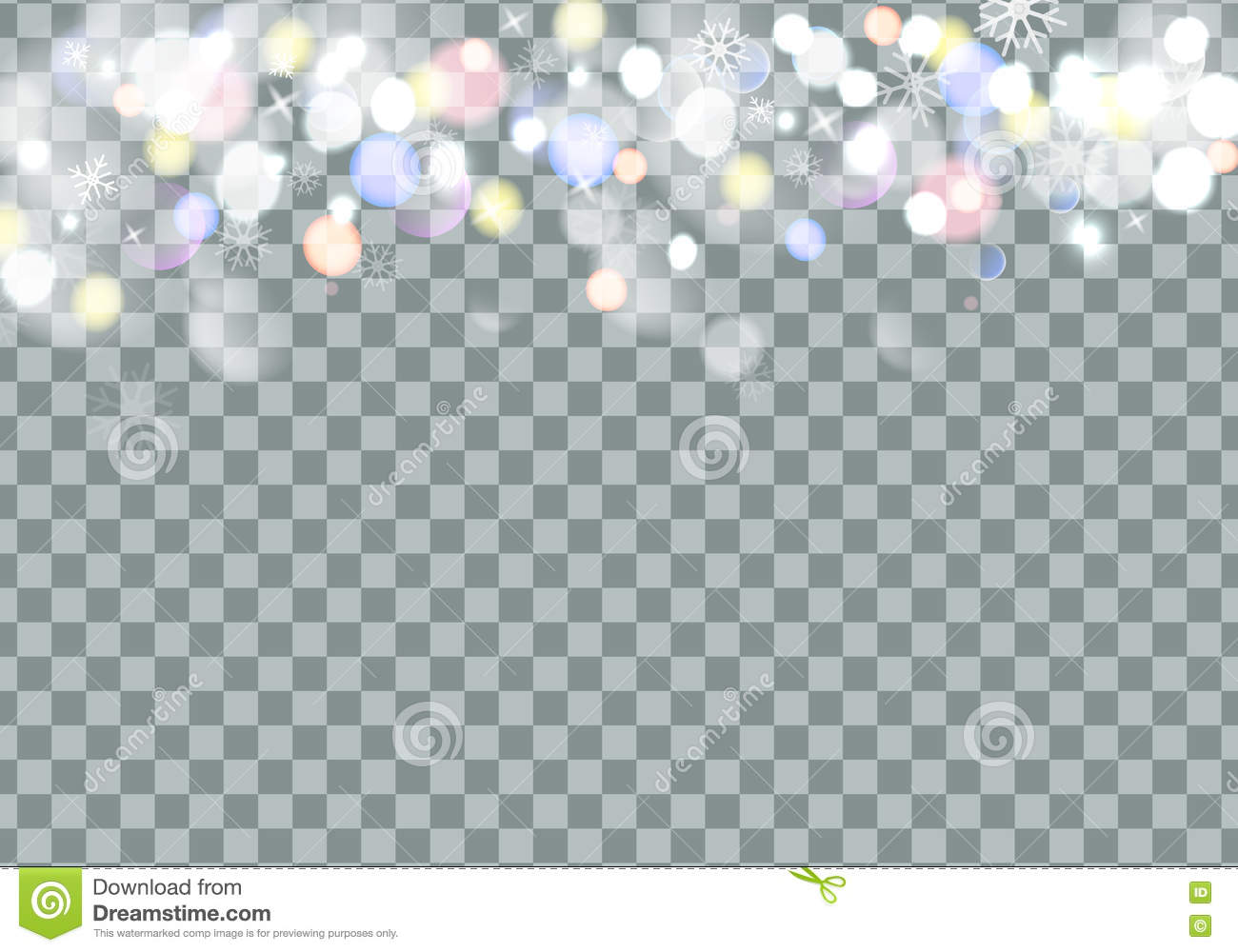 Free Download Of Christmas Wallpaper With Snow Falling Falling Christmas Shining Transparent Beautiful Snow