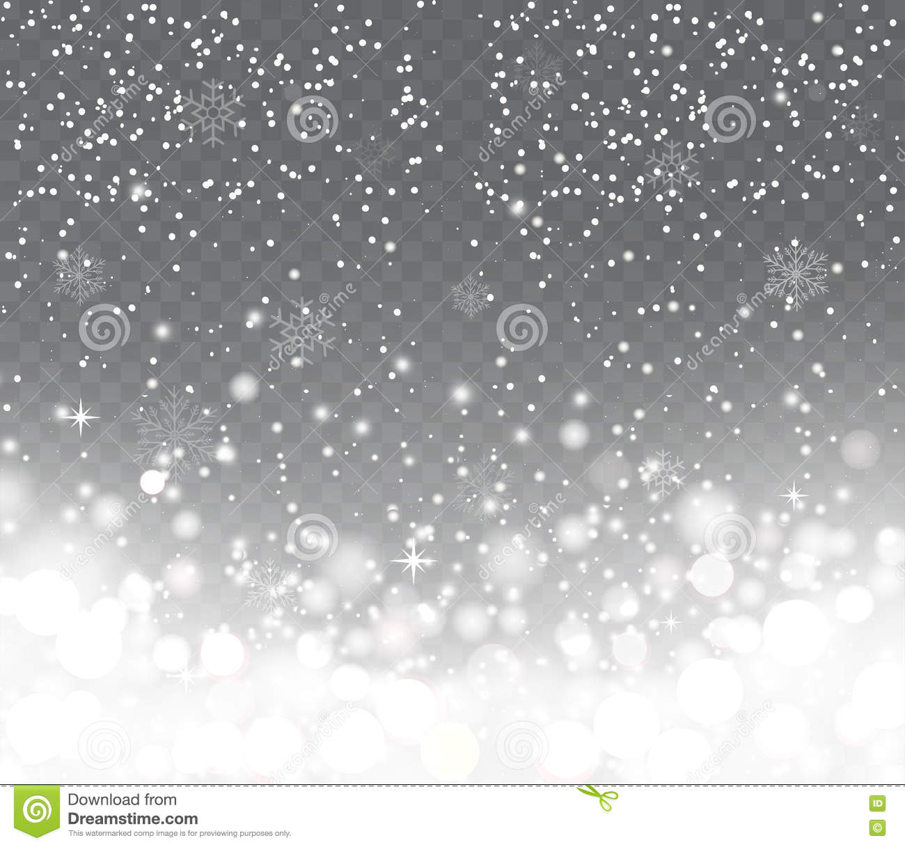 Falling Snow Wallpaper Note 3 Falling Snow With Snowflakes On Transparent Background