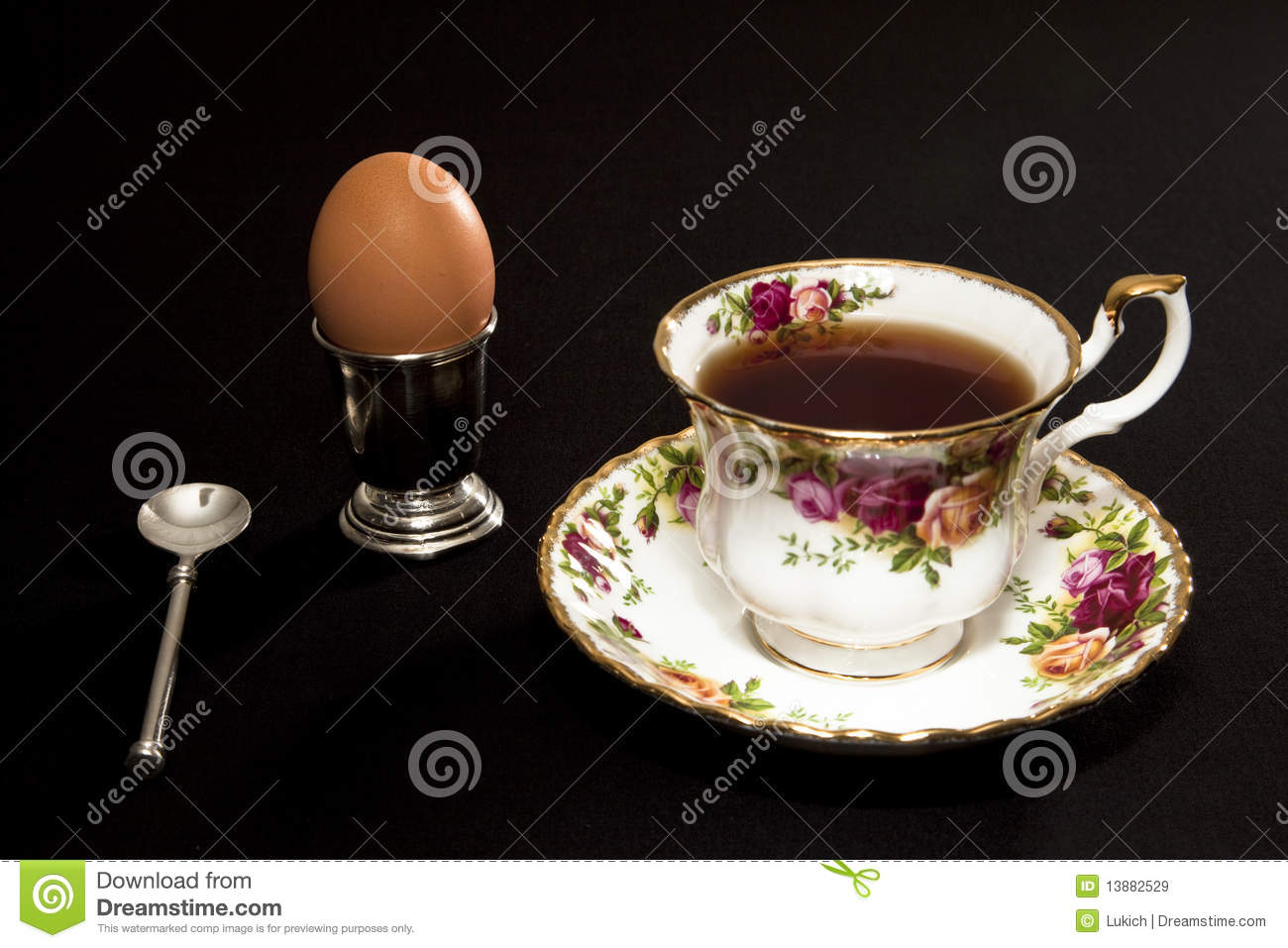 Fancy Cappuccino Cups Fancy Coffee Cup And Egg Stock Image Image Of Bone Food