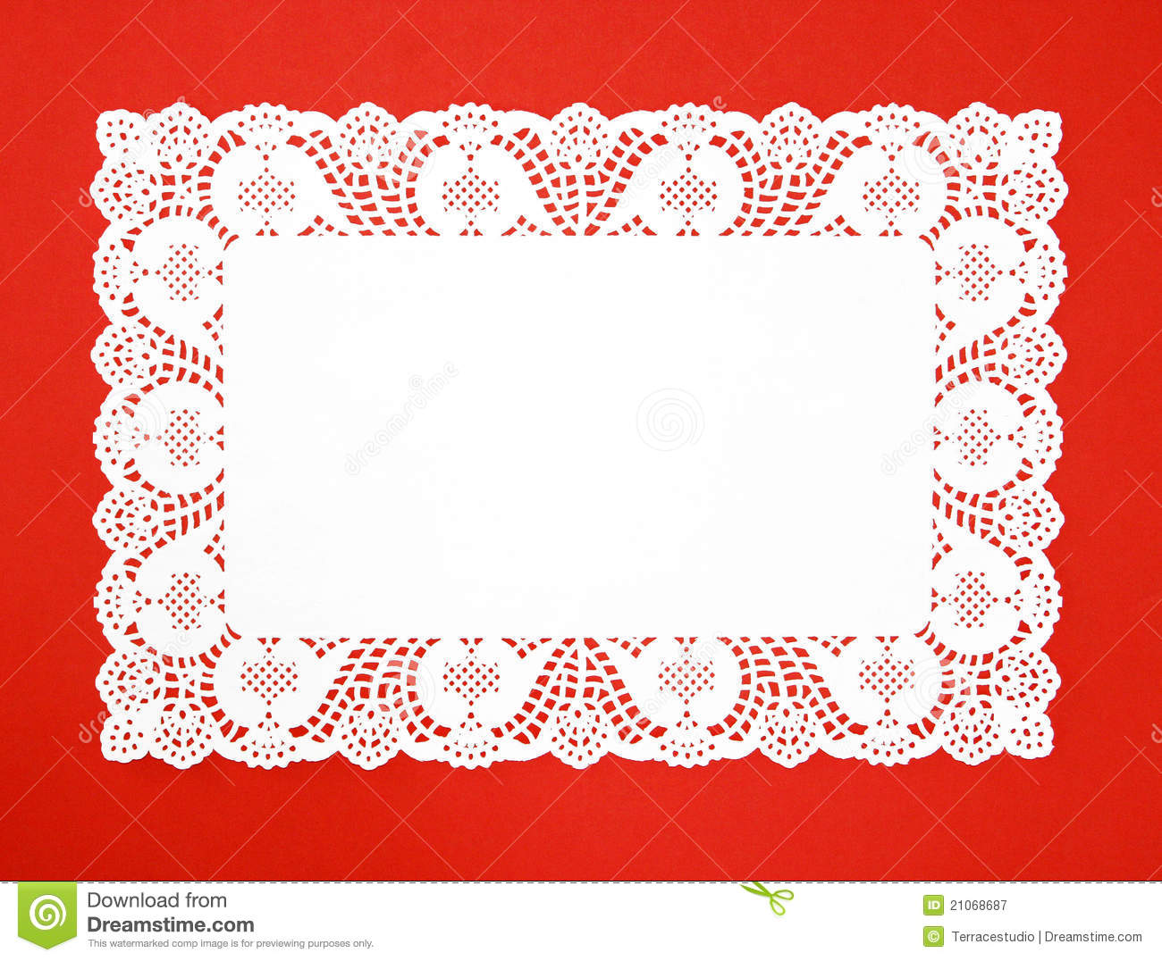 Cute Lace Wallpaper Fancy Real White Doily Stock Image Image Of Happy