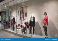 Fashion Window Display Editorial Image - Image: 37521470