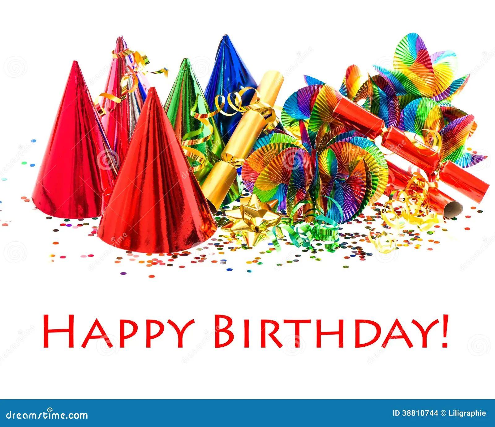 happy birthday streamer