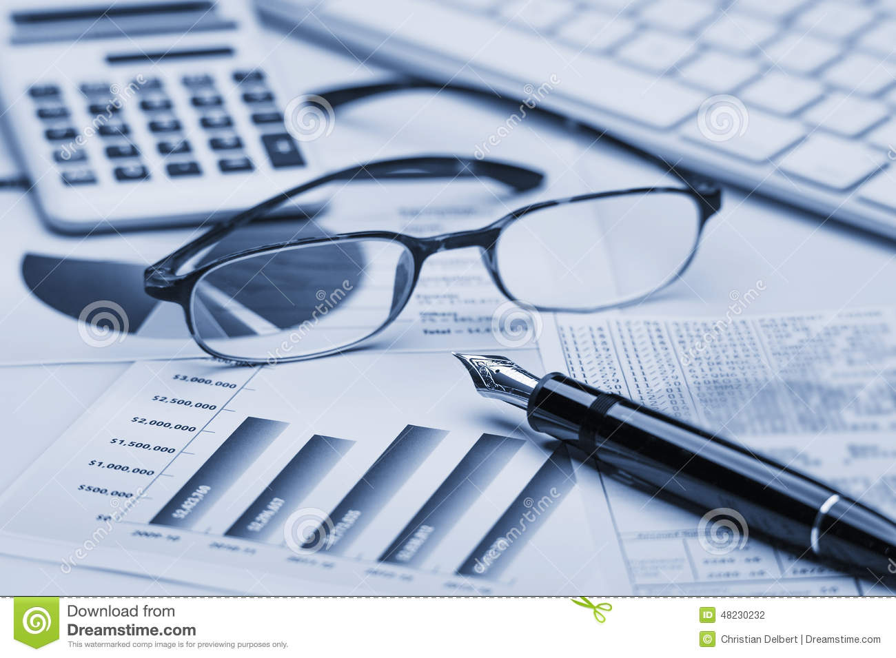 Specialized Wallpaper Hd Financial Accounting Stock Photo Image 48230232