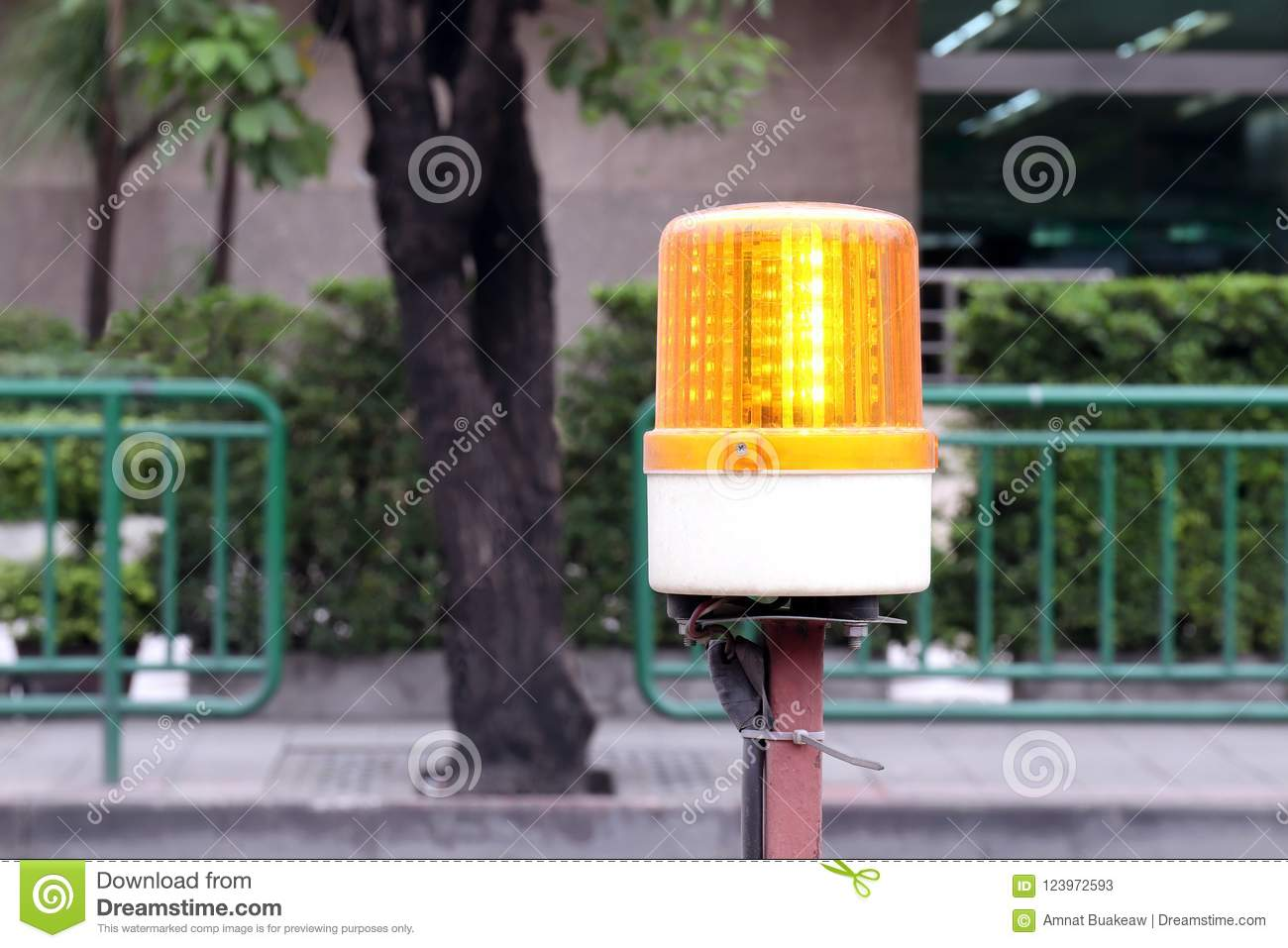 Warning Light Clipart Flashing Beacon Lights For Road Works Safety Warning Lights For