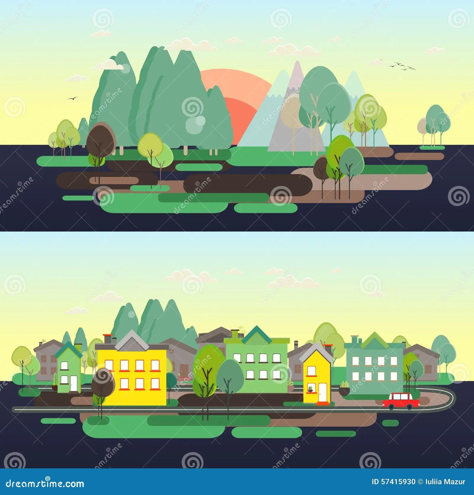Poster design nature - Download