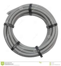 Flexible Hose For Installation Of Electrical Cable Stock ...