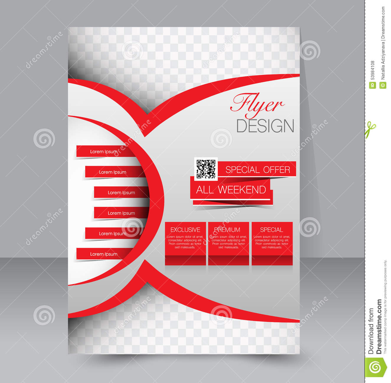 Poster design vector download - Template For Poster Design Free Download