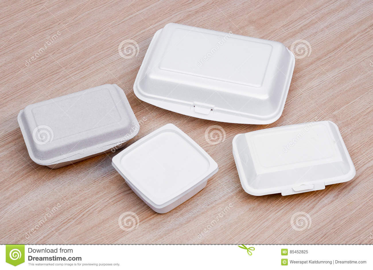 Different Types Of Foam Foam Box Stock Image Image Of Environment Container 85452825