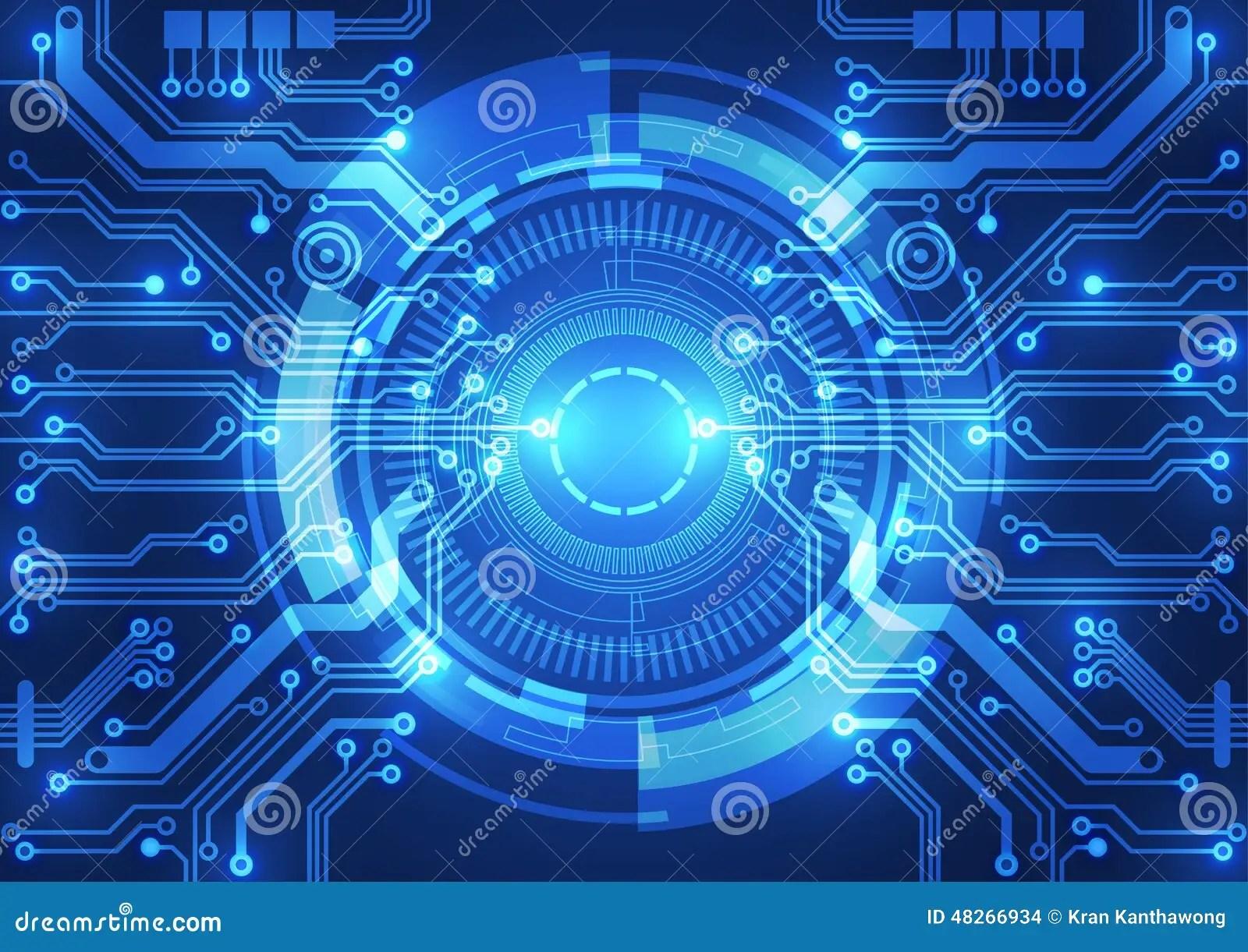 3d Digital Clock Wallpaper Fond Abstrait De Vecteur Style Futuriste De Technologie