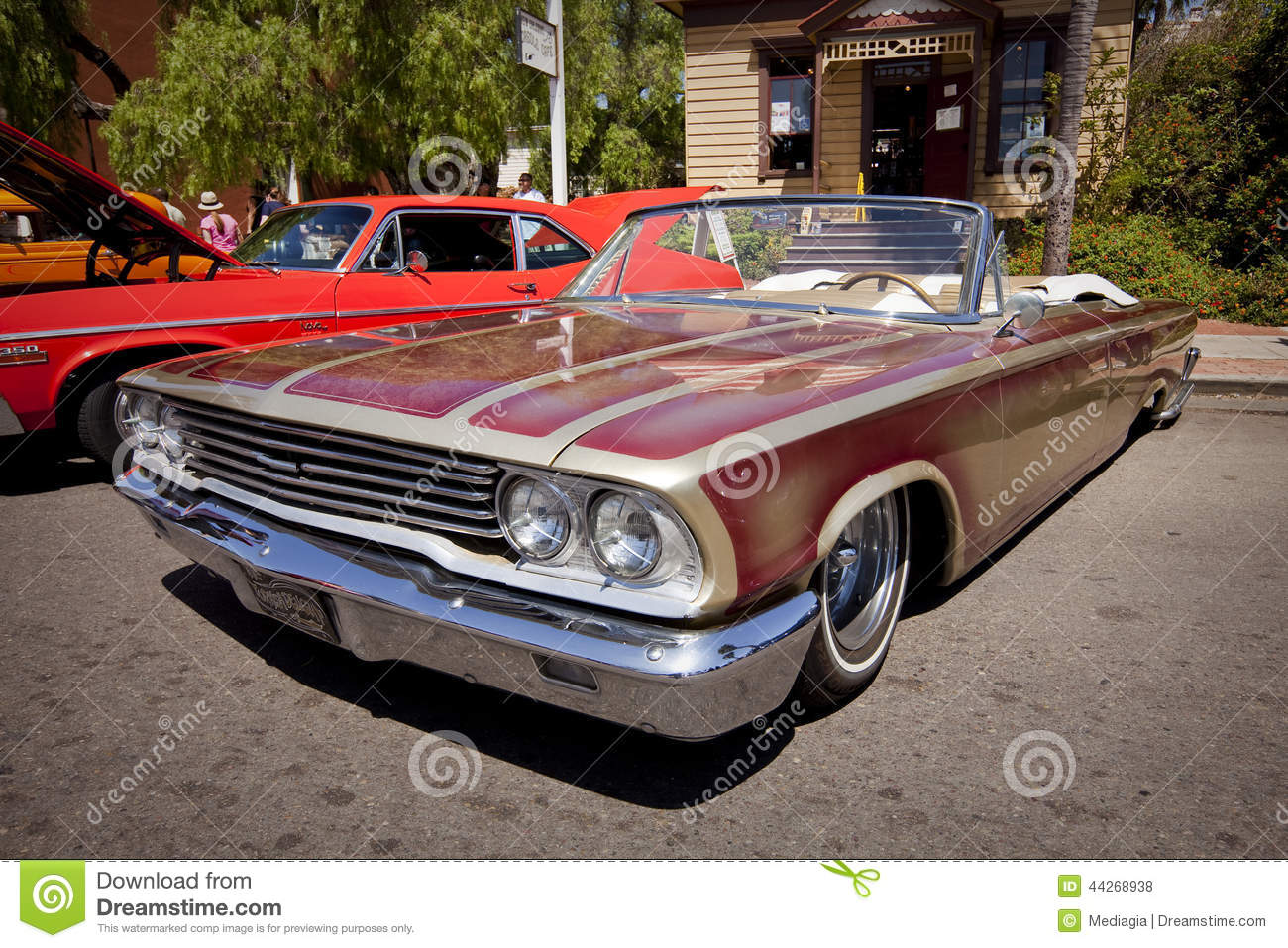 Audio Car Wallpaper Download Ford Galaxie Lowrider Editorial Stock Photo Image Of