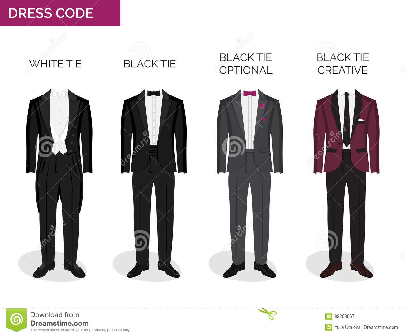 Dress code freestyle - Download Formal Dress Code