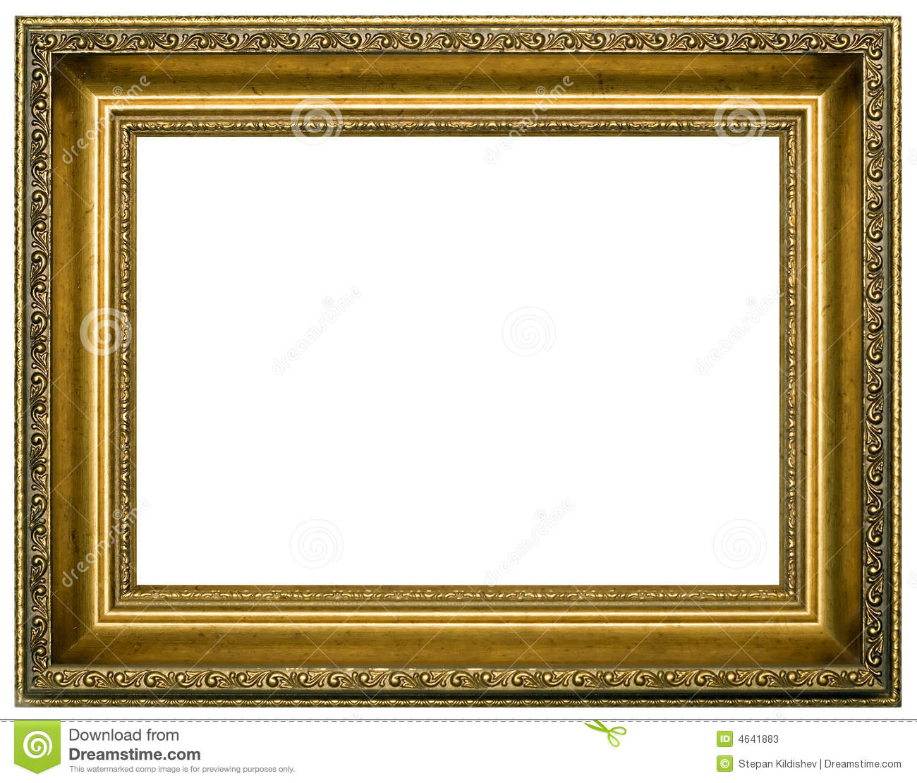 Painting Frames Frame For Painting Stock Photos Image 4641883